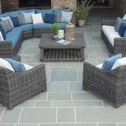 ebel avallon sectional patio furniture nj