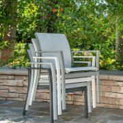 gensun echelon chairs patio furniture nj