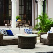 lane venture oasis sofa patio furniture nj