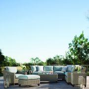 lane venture requsite blue patio furniture nj