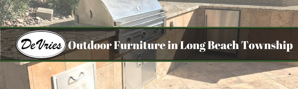 Outdoor Furniture In Long Beach Township, NJ