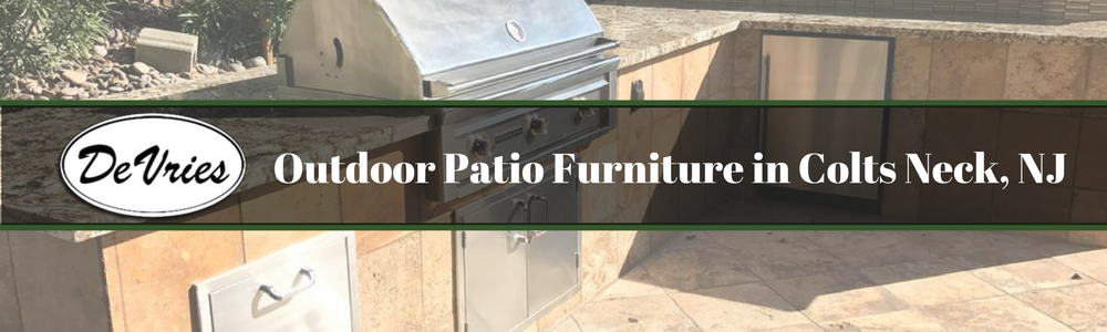 Outdoor Patio Furniture In Colts Neck, NJ