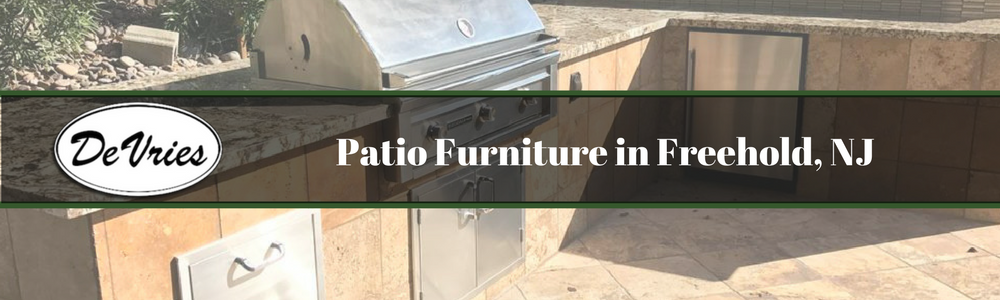Patio Furniture In Freehold Nj Devries