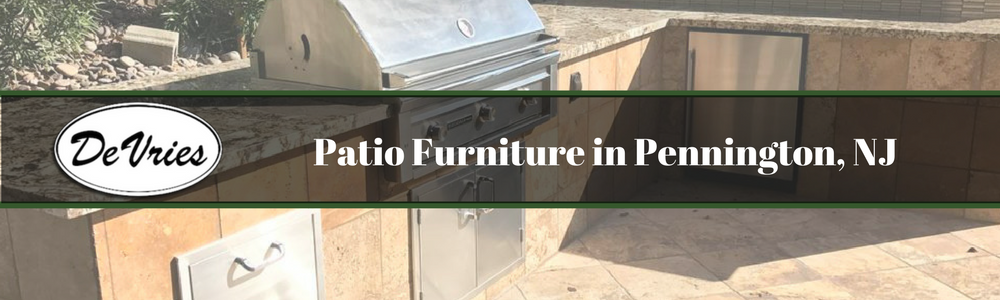 Patio Furniture In Pennington Nj Devries
